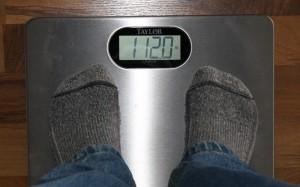 112 lbs
